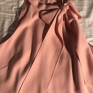 Vince Camuto Halter Bow tie dress size 10